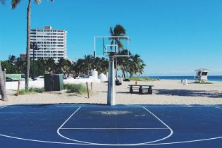 Photographs of Basketball Courts Around the World
