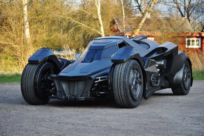 A Batmobile x Lamborghini Hybrid Took Over This Year's Gumball 3000 Rally in Stunning Fashion