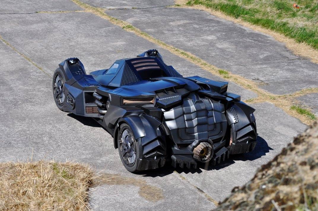 Arkham Knight Batmobile Lamborghini Hybrid Hypebeast