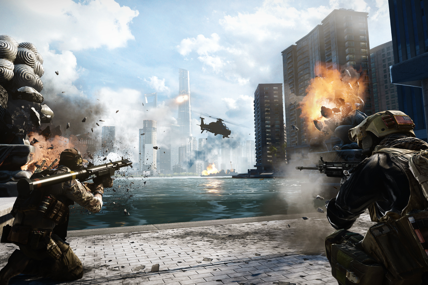 EA Unveils Free DLC Packages for 'Battlefield 4' and 'Battlefield Hardline'