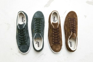 BEAUTY & YOUTH Celebrates Japanese Craftsmanship With Two Luxe PUMA Suedes