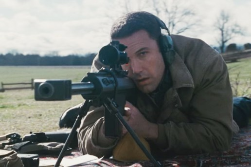 Ben Affleck Plays a Cold-Blooded Killer in 'The Accountant'