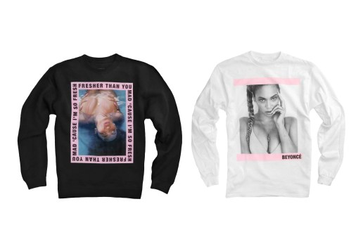 Beyoncé's 'Lemonade' Merch Is Now Available