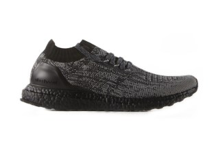 Could This Be the First Release to Feature Black Ultra Boost Technology?