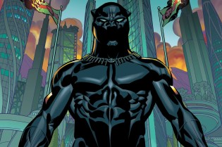Dig Into the Relationship Between Marvel's Black Panther & Ground Breaking Author Ta-Nehisi Coates