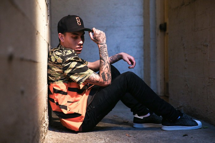 Black Scale 2016 Summer Lookbook Accents a Strong Sense of Contrast