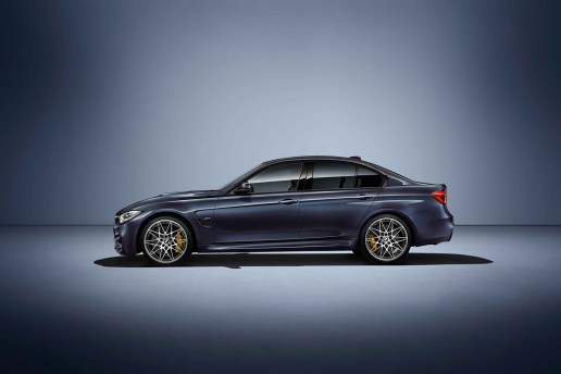 BMW Celebrates 30 Years Strong With a Special M3