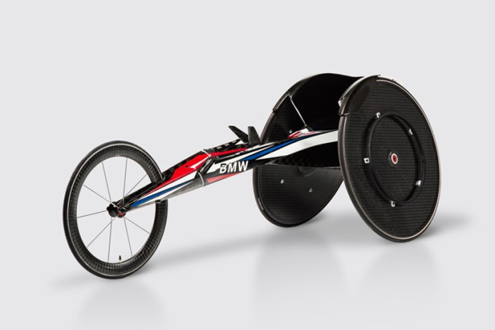 BMW Redesigns the Wheelchair for Paralympians