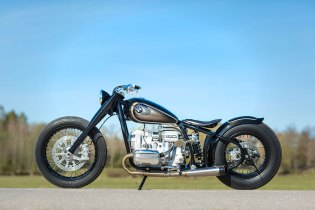 """BMW Pays Tribute to the Past by Ressurecting the R5 """"Hommage"""" Motorcycle"""