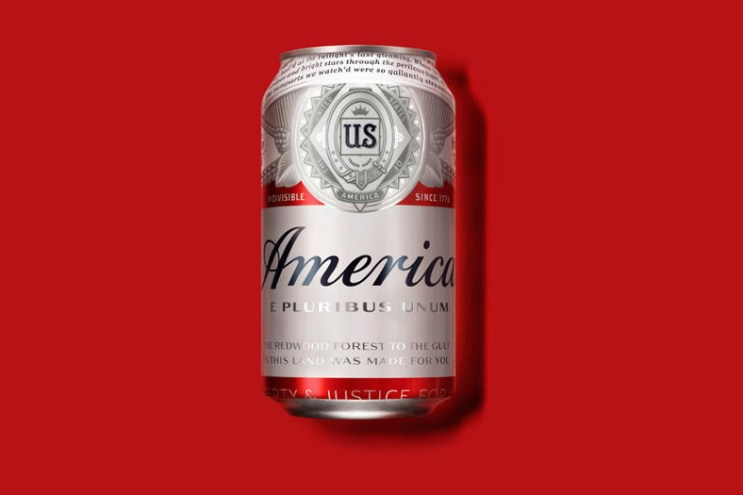 "Make Beer Great Again With a Can of ""America"""