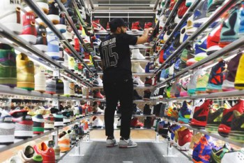 Exploring the Booming Grey Market for Sneakers