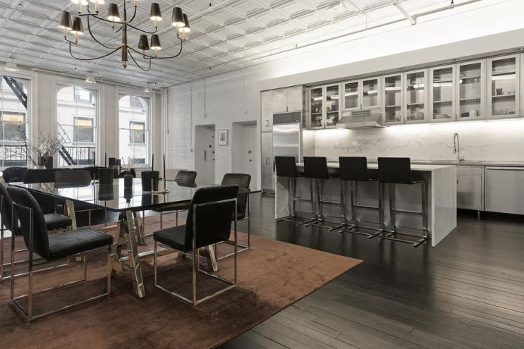 You Can Buy Alexander Wang's Tribeca Loft If You're Willing to Break the Bank