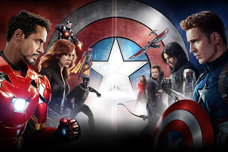 'Captain America: Civil War' Opening Weekend Box Office Numbers Are In