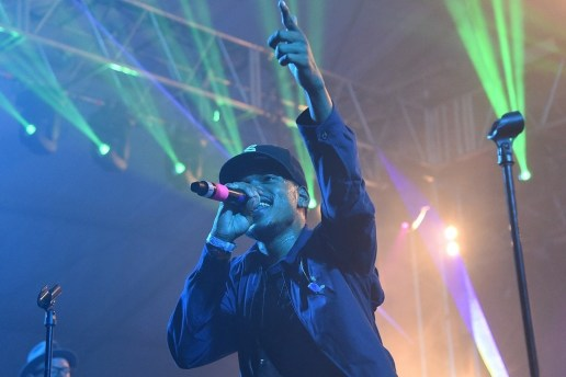 Chance The Rapper Hospitalized & Forced to Cancel Show