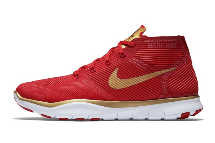 """Here's a Better Look at the Nike Free Trainer Instinct """"Hustle Hart"""""""