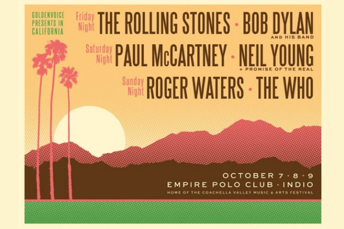 The Coachella Organizers Just Announced an Epic Classic Rock Festival