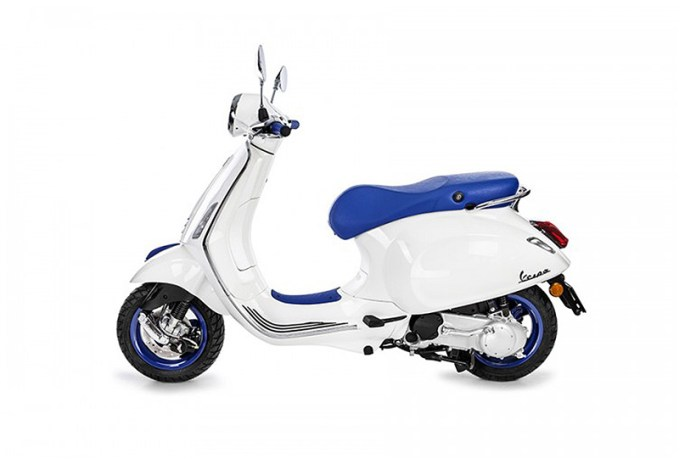 colette Teams up With Vespa for a Limited Edition Scooter