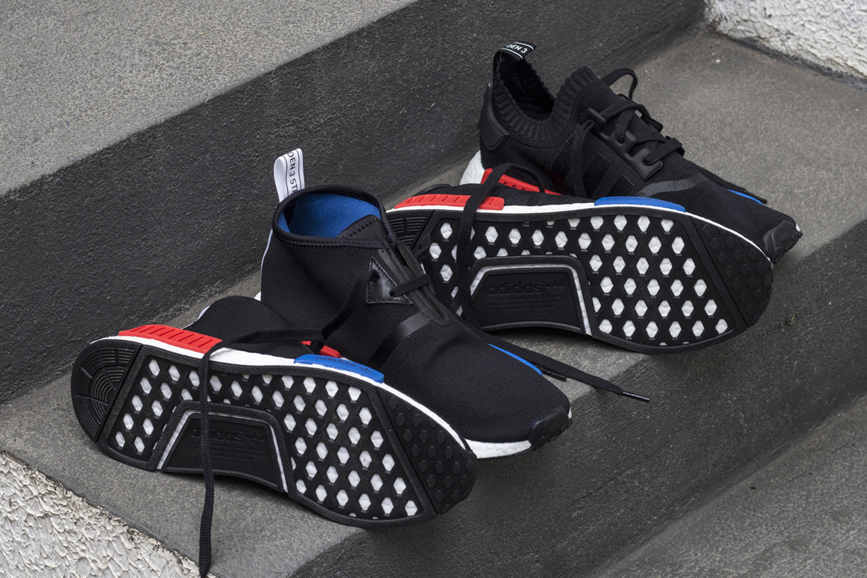 OG Colors Return on adidas NMD_R1 's Tricolor Pack