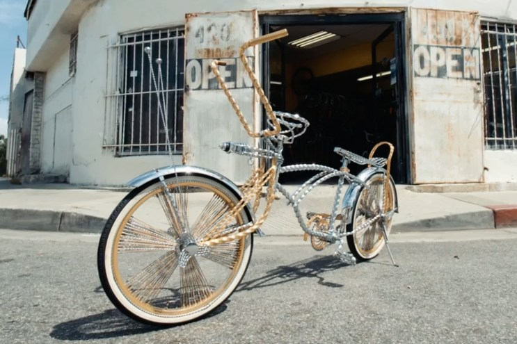 Compton's Lowrider Bicycle Originally Came From Mexico
