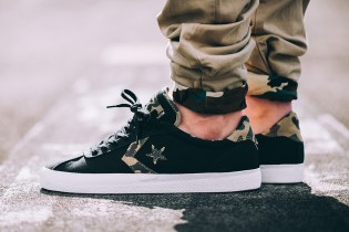 "Converse CONS Breakpoint Ox ""Black Camo"""