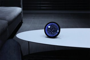 The COSMOS Clock Speaker Brings Starry Constellations to Your Home