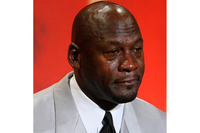 The Photographer Behind the Crying Jordan Meme Finally Speaks Up