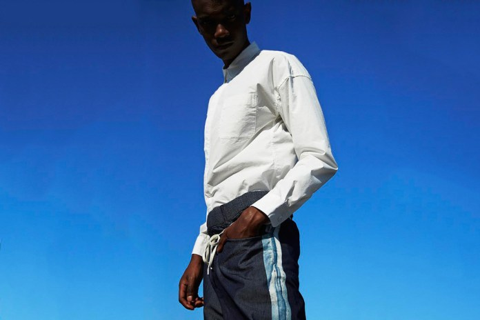 Cyderhouse Mixes Bold Streetwear With Classic Casualwear for Spring/Summer 2016
