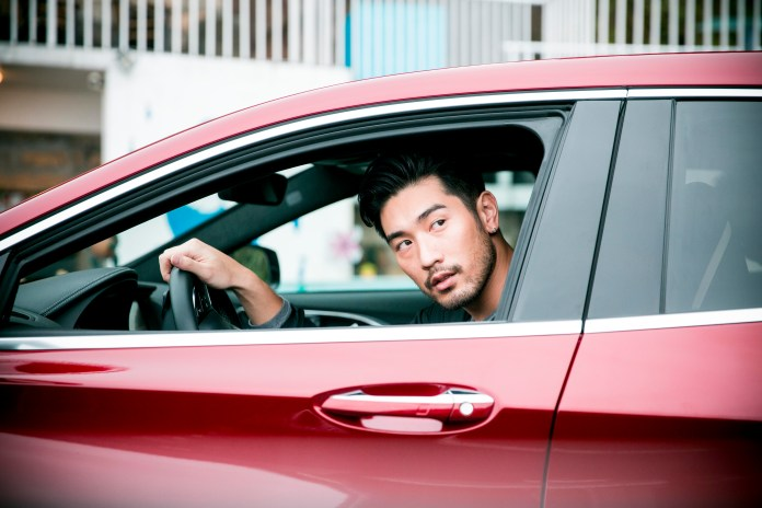A Day With Godfrey Gao in Taiwan #INFINITIQ30