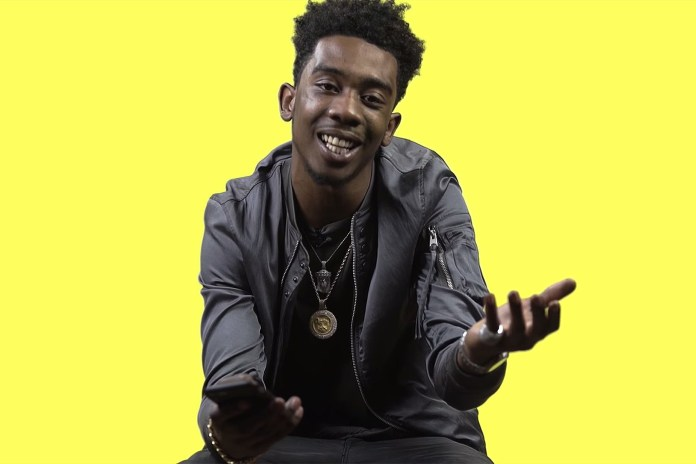 """Desiigner Reads His """"Panda"""" Lyrics and Now All Is Right in the World"""