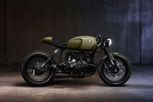 Diamond Atelier Presents Mark II Series Café Racer