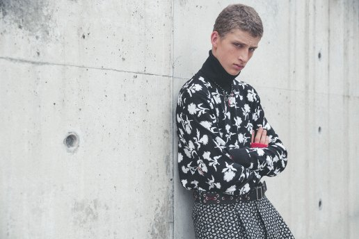 Dior Homme's Affair With New Romanticism Derives From Kris Van Assche's Old Love