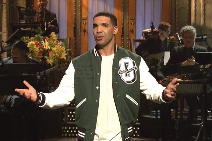 Drake Hosts 'Saturday Night Live' Without a Beard