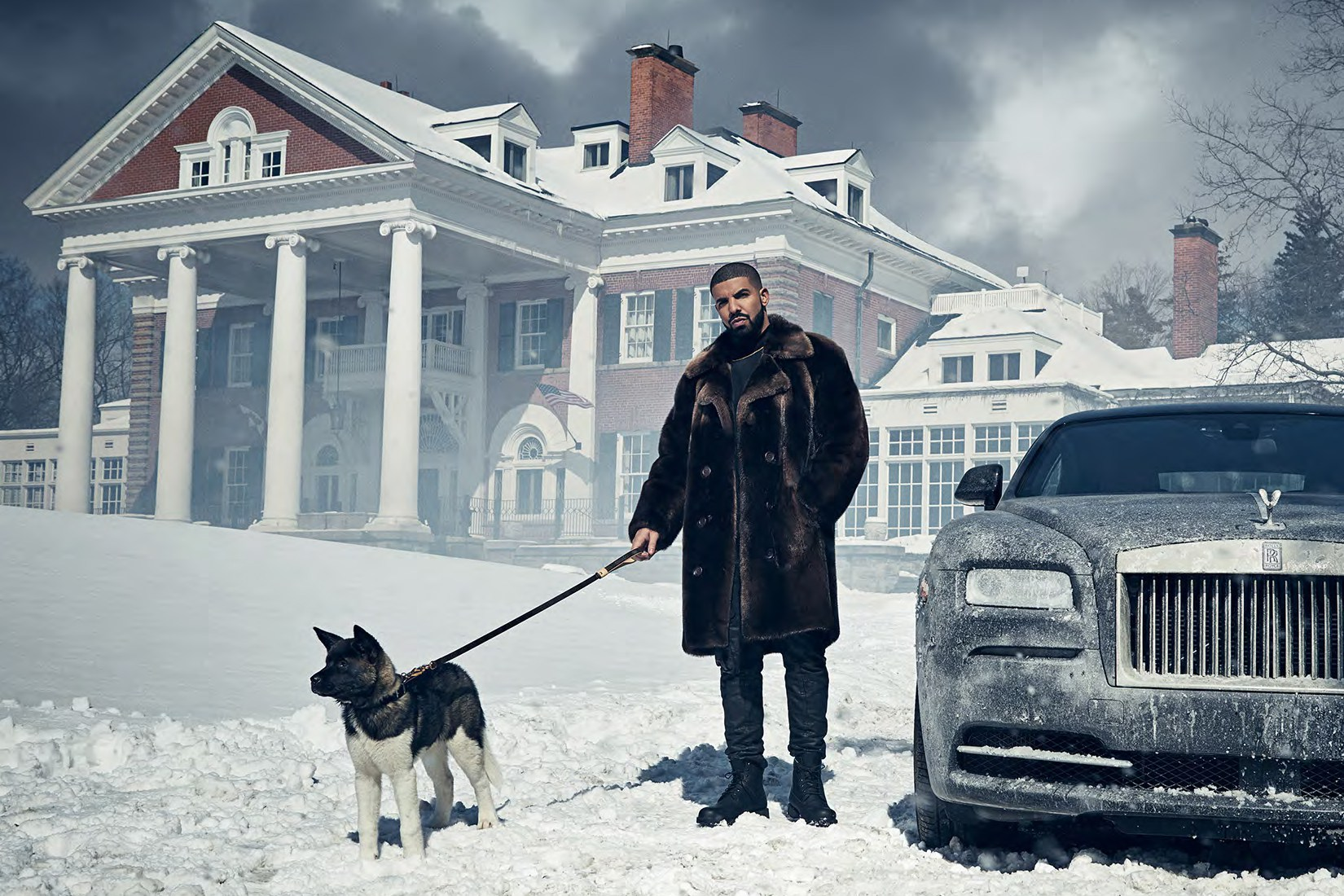 """Drake Ousts 50 Cent to Officially Join the """"Forbes Five"""""""
