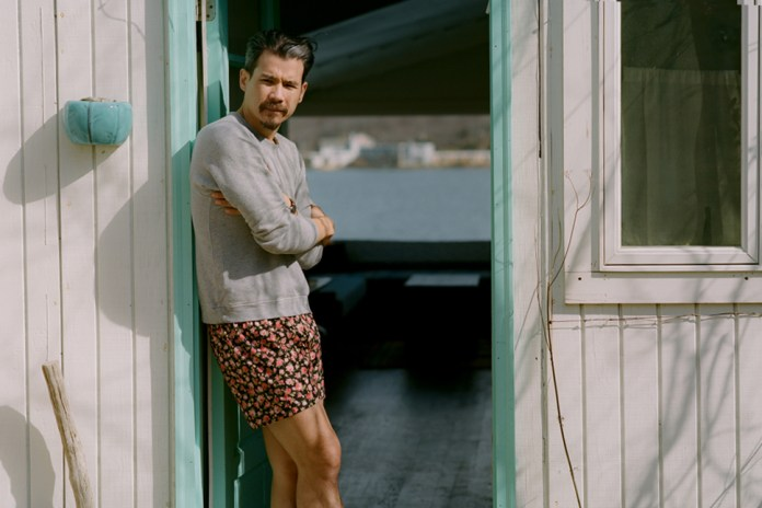 Druthers Leaves Brooklyn for Montauk's Coast in Spring Lookbook