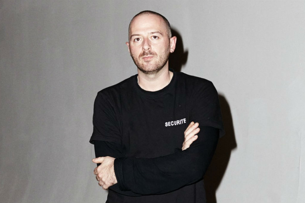 Demna Gvasalia of Vetements Explains Why He Wouldn't Buy His Own DHL Shirt