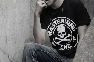 END. Taps mastermind JAPAN for a T-Shirt Capsule