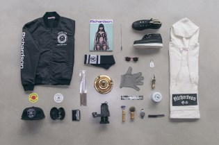 Essentials: Andrew Richardson, Editor-in-Chief and Founder of 'Richardson' Magazine
