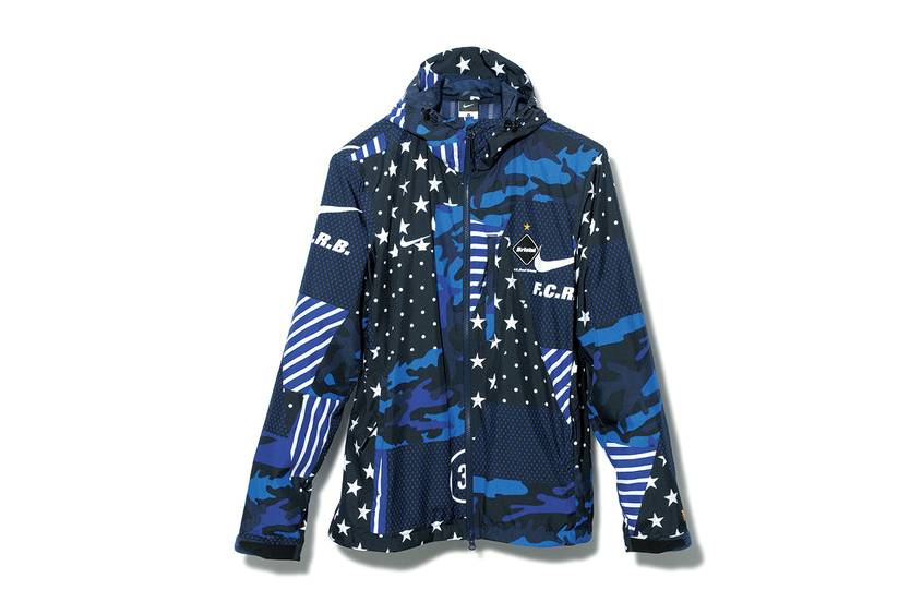 F.C.R.B. 2016 Spring/Summer Woven Practice Jacket