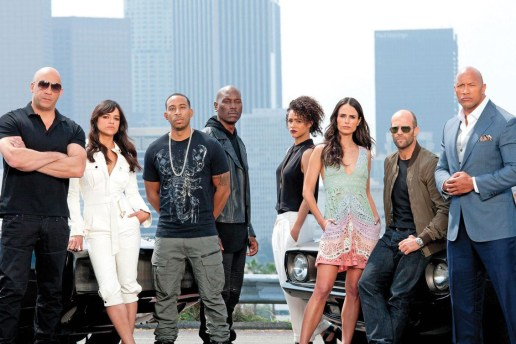 'Fast & Furious 8' Unveils Behind-the-Scenes Video From Cuba