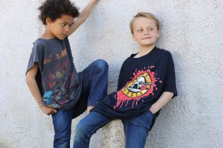 """#hypebeastkids Fear of God """"Resurrects"""" Vintage Band T-Shirts With New Prints"""
