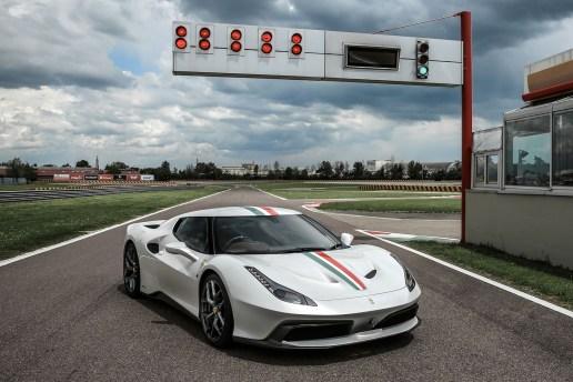 Ferrari Unveils an Extra Special 458