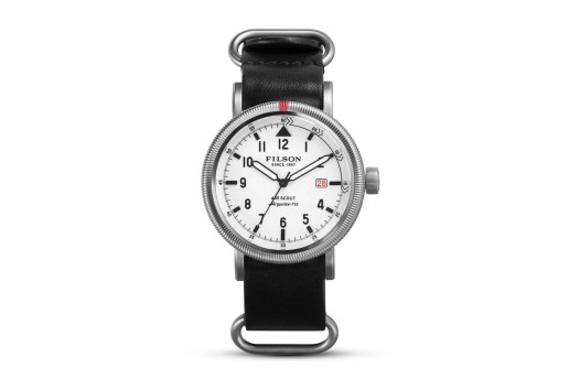 Filson Introduces the Limited Edition Air Scout Watch