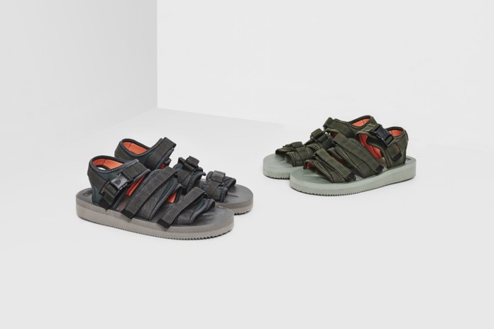 Footpatrol and BEAMS T Join Forces for Limited Edition Suicoke GGA-V Sandals