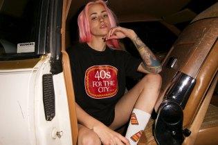FTC x 40s & Shorties 2016 Summer Lookbook