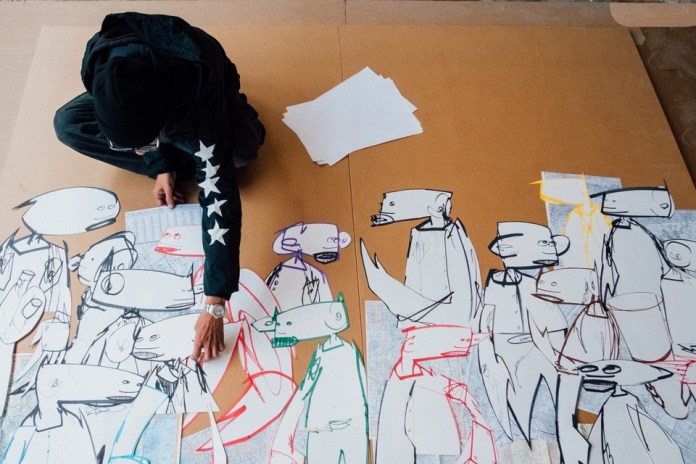 Futura Will Bring His Legendary Artistry to Detroit's Library Street Collective
