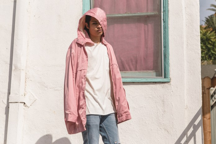 Gabe of UZi Features in Profound Aesthetic's Spring/Summer Lookbook