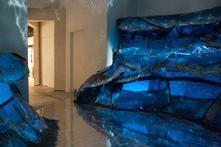 Gentle Monster Transforms Its New York City Store Into an Underwater Oasis