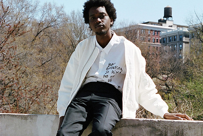 Mark Gonzales Works With French Brand Études for Limited Capsule Collection