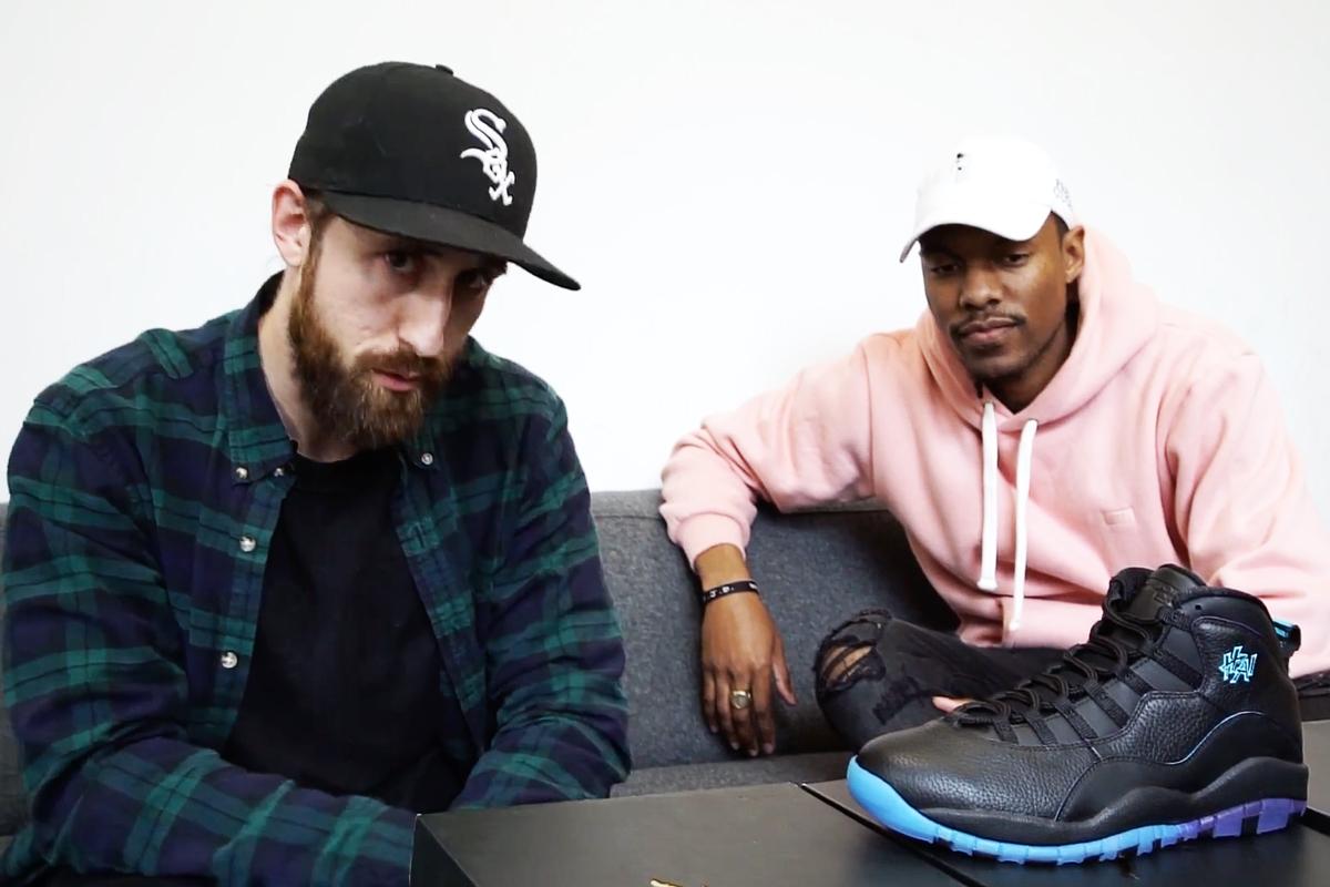 "'Good Cop/Bad Drop' Reviews Every Pair From the Air Jordan 10 ""City Pack"""