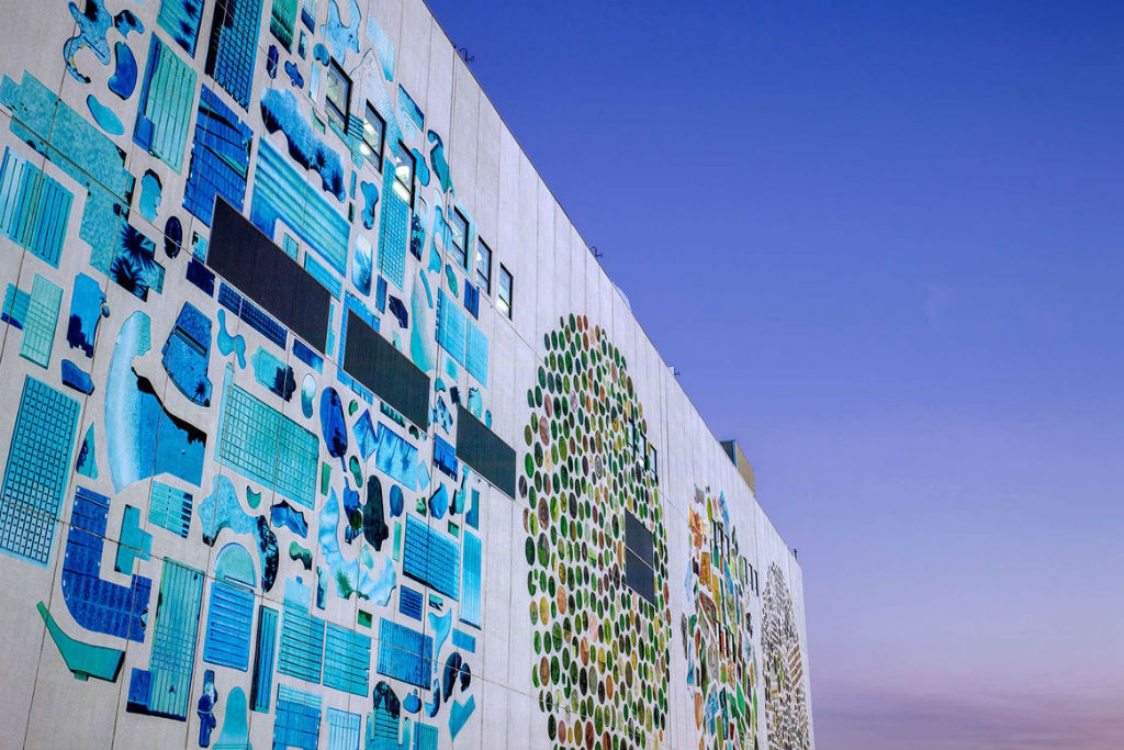 Google Is Turning Its Data Centers Into Giant Art Projects